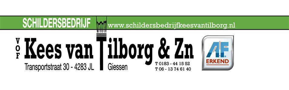 Schildersbedrijf Kees van Tilborg & Zn.